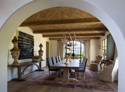 Nimmo - Tuscan - dining room