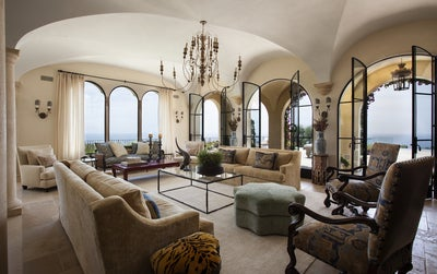 Nimmo - Tuscan - living room