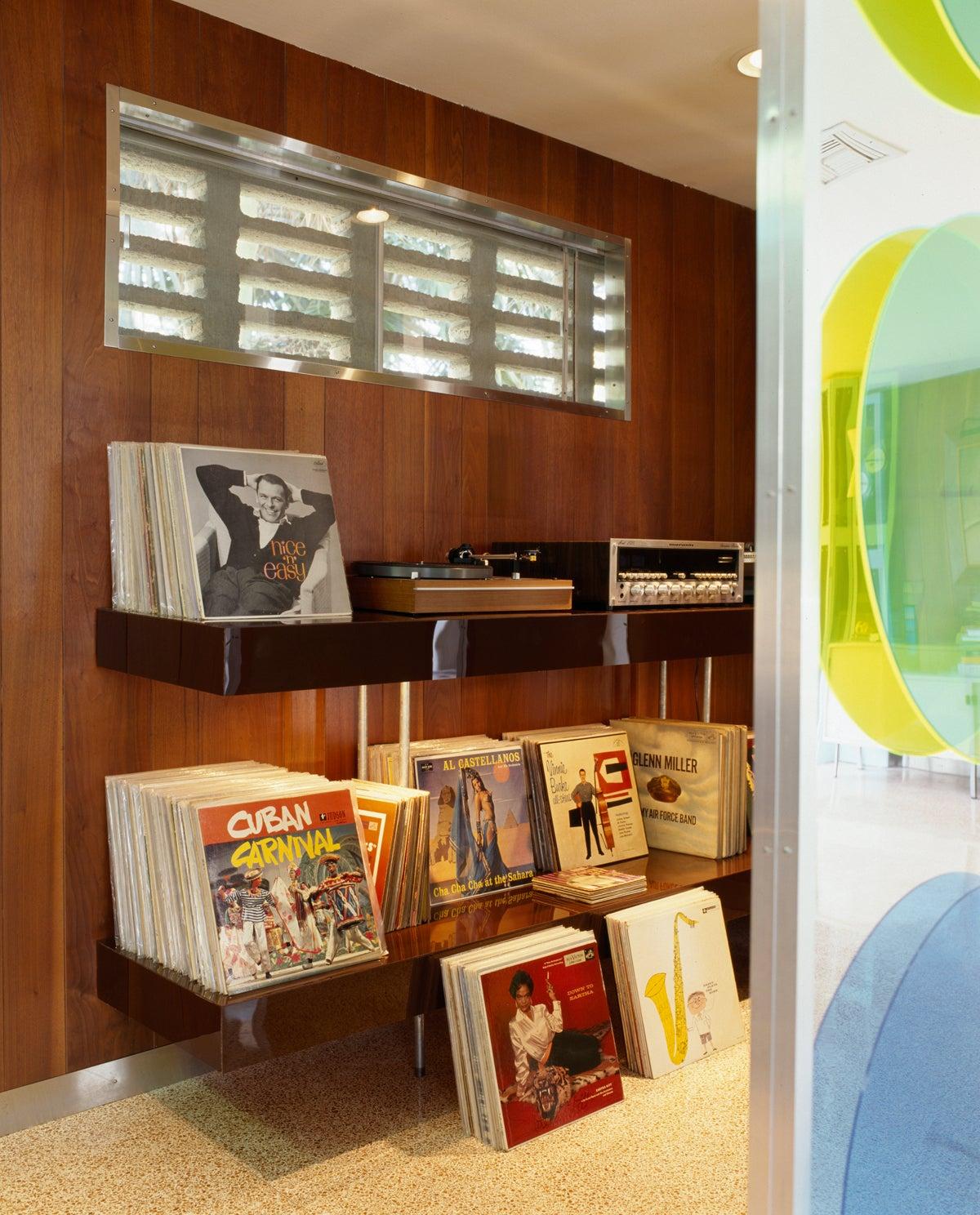The Living Room Bar Miami: Miami Mid-century By Doug Meyer Studio On 1stdibs