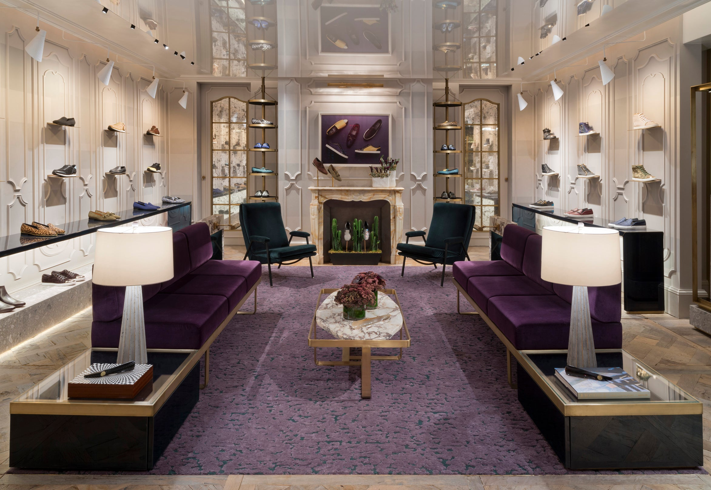 Shoe Room Inc New York