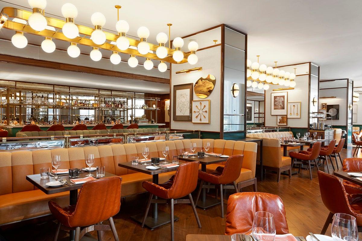 Boulud Cafe London