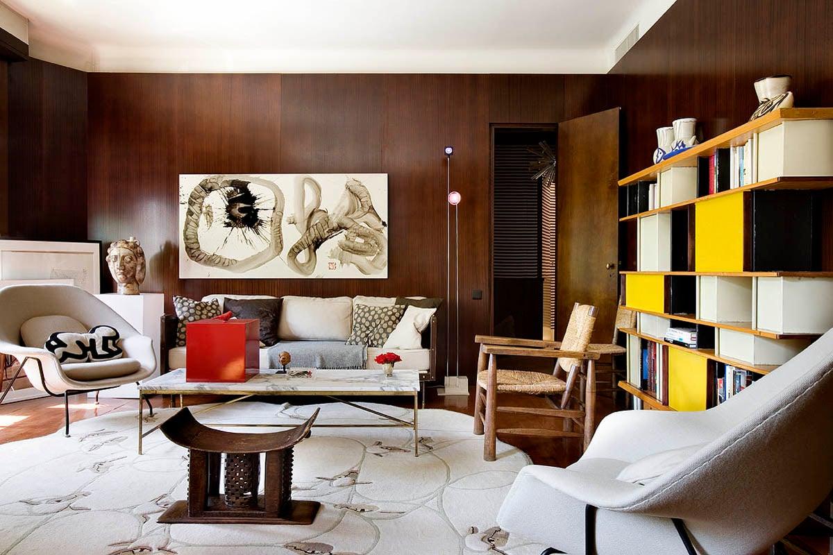 urban apartment by suduca m rillou. Black Bedroom Furniture Sets. Home Design Ideas