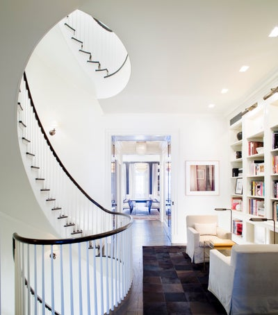 Peter Pennoyer Architects - French Modern Townhouse