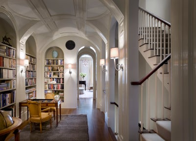 Peter Pennoyer Architects - New York City Townhouse