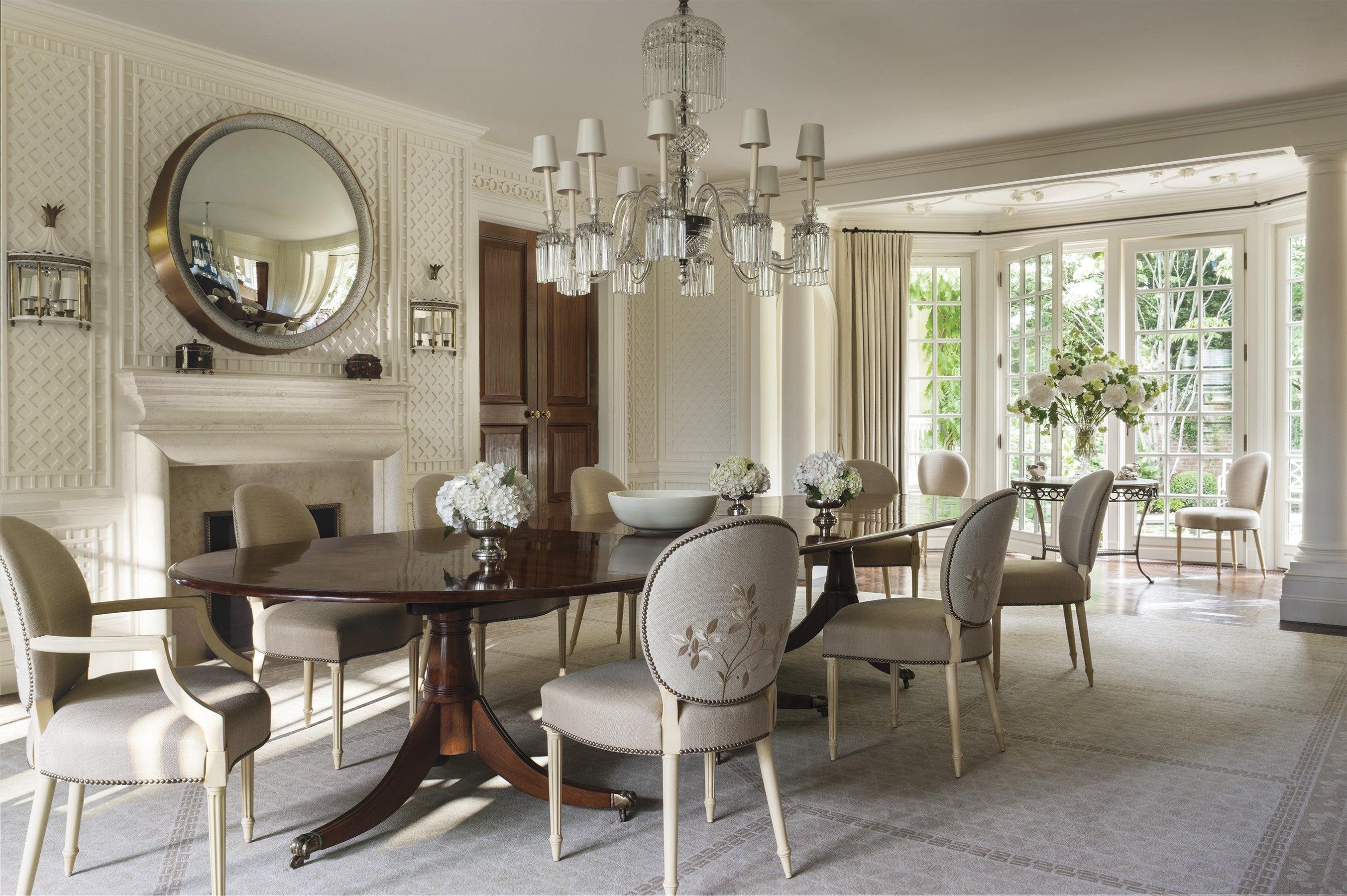 Dining Room In United States By Thomas Pheasant Interiors