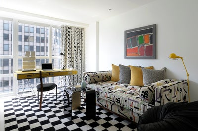 Robert Couturier, Inc. - Midtown Apartment
