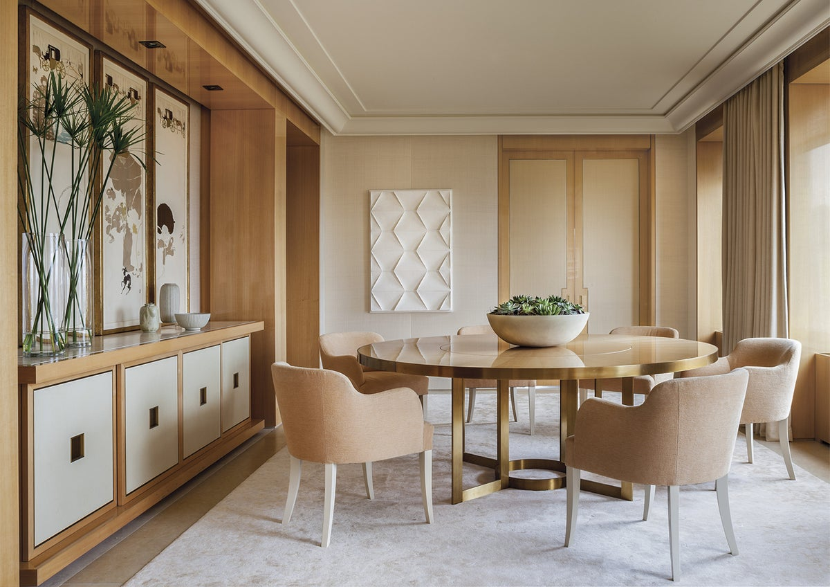 Thomas Pheasant Dining Room