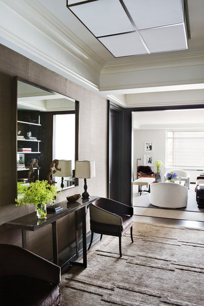 Pre War Apartment By Shamir Shah Design