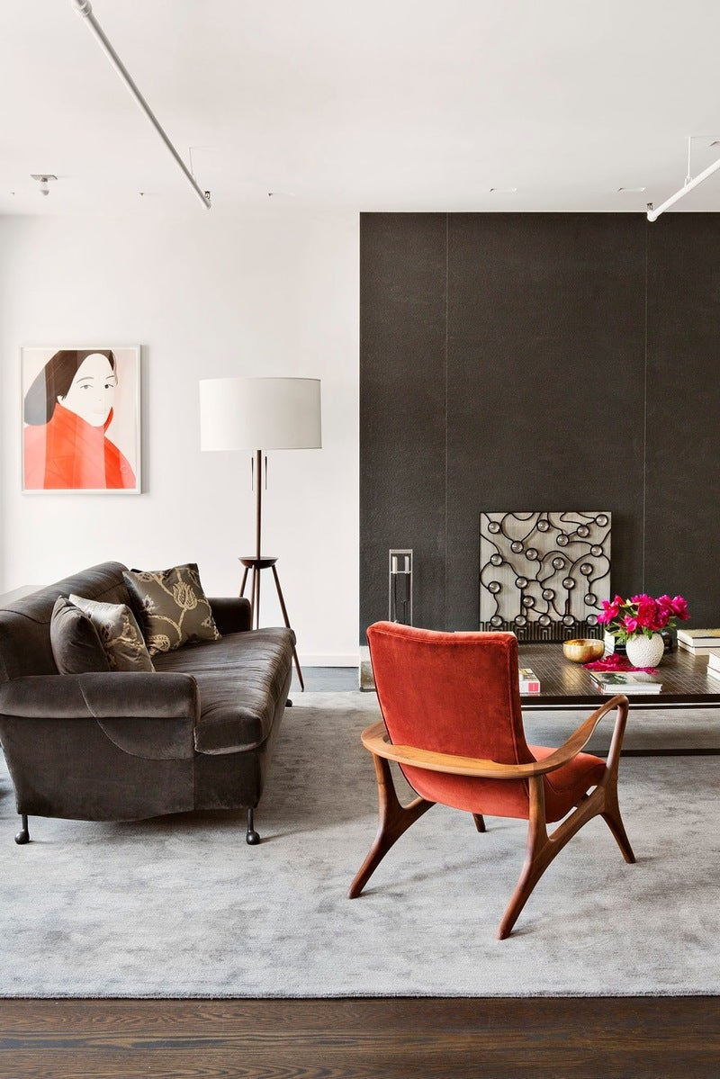 Modern Living Room In New York, NY By Shamir Shah Design Part 41