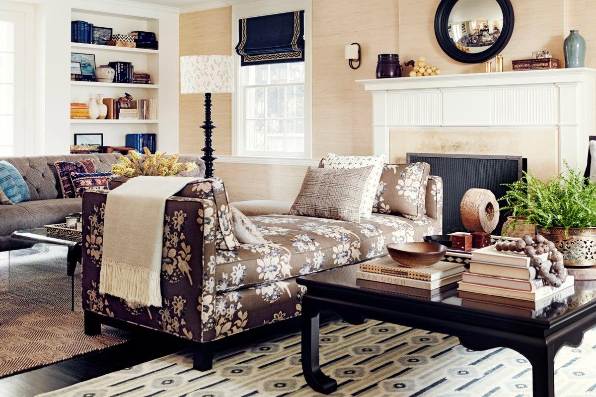 Parkview ave by burnham design for The family room pasadena