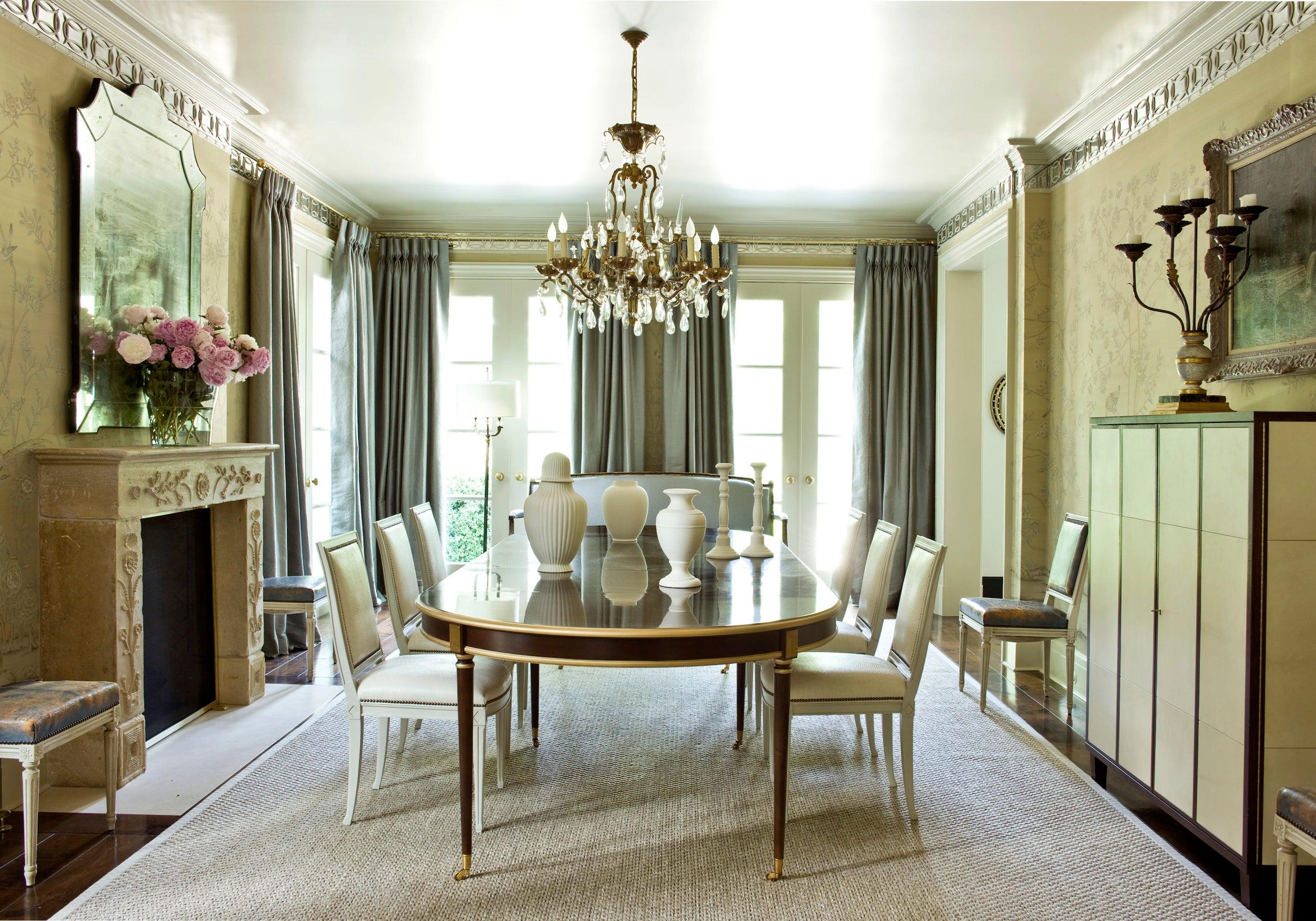 Interior Design Furniture Atlanta Ga ~ Glamour by suzanne kasler interiors