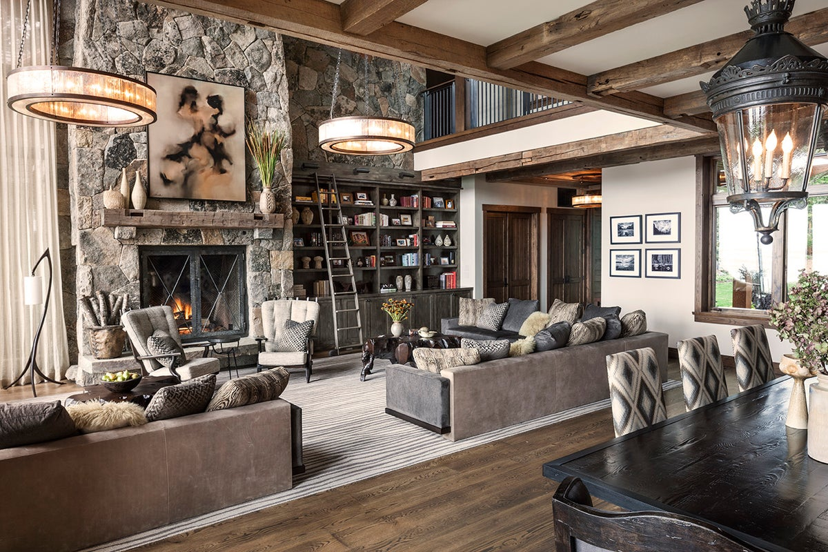 Lake tahoe by jeff andrews design for Lake tahoe architecture firms
