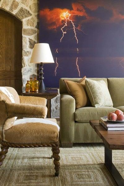 rustic western living rooms rustic redux by cullman kravis inc