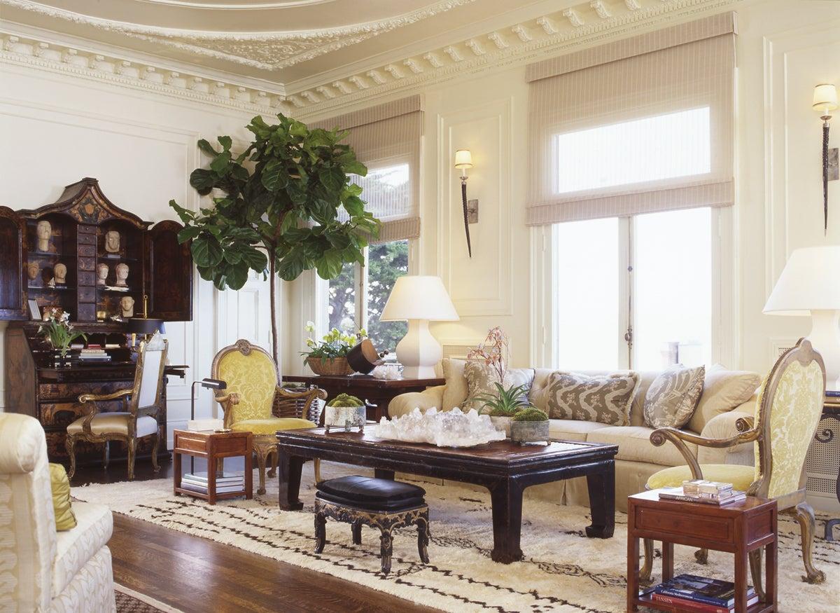 Living Room By Tucker Marks On 1stdibs