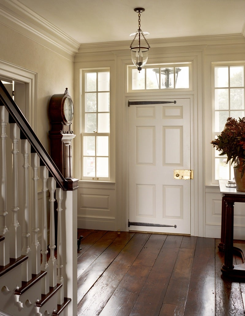 Foyer And Entryways Hudson : Entry hall traditional and in hudson valley