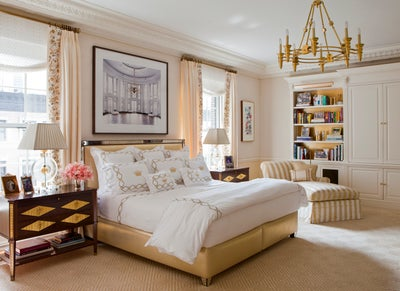 Glamorous Park Avenue Apartment By Cullman Kravis Inc