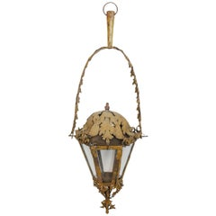 Processional Lantern from Spain