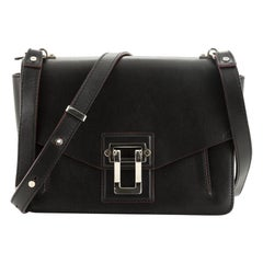 Proenza Schouler Hava Shoulder Bag Leather Medium