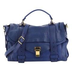 Proenza Schouler PS1 Satchel Leather Medium
