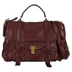 Proenza Schouler Women  Shoulder bags Ps1 Burgundy Leather