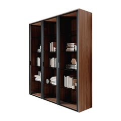 Profbox Walnut Bookcase