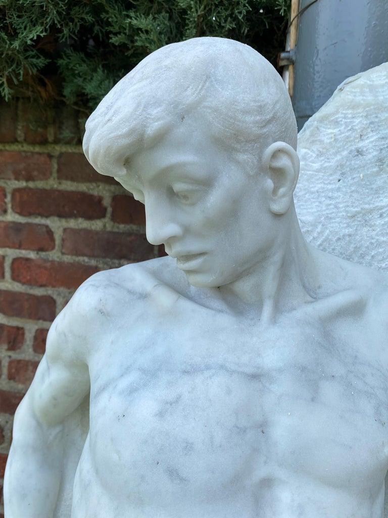 L'ABISSO - Sculpture by PROFESSOR ENRICO GARIBALDI