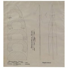Project of the Northele Sailing Boat