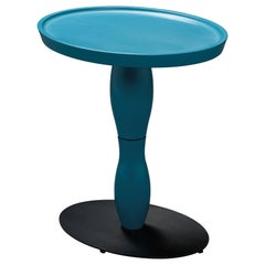 Promemoria Mediterranée Turquoise Semipolished Small Table by Olivier Gagnère
