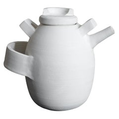 Promesas de Tierra turned ceramic Milk Jug 02