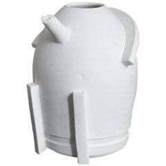 Promesas de Tierra turned ceramic Milk Jug 03