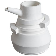 Promesas de Tierra turned ceramic Milk Jug 04