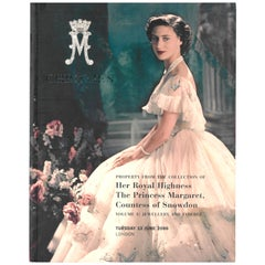 Property from the Collection of HRH the Princess Margaret, Christies Catalogues
