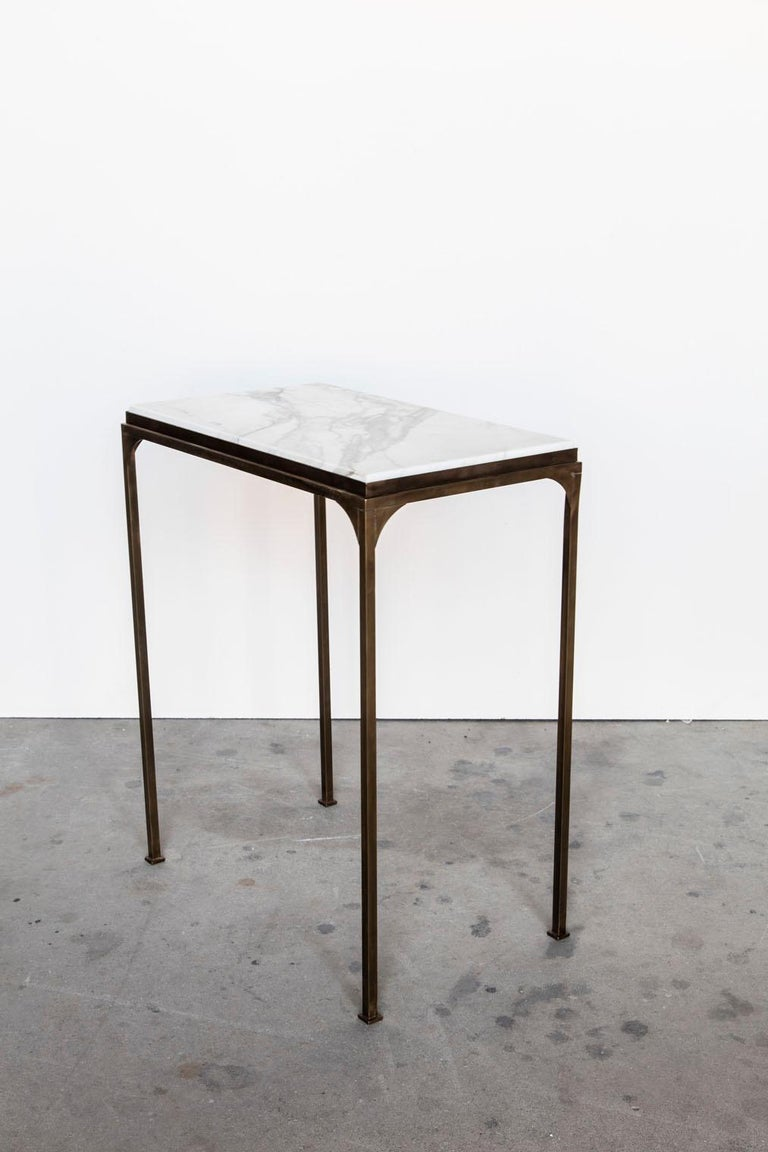 Prosecco Small Side Table For Sale 3