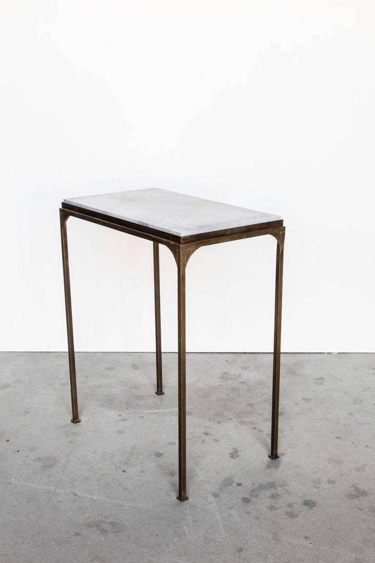 Prosecco Small Side Table For Sale 2