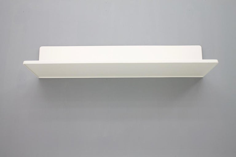 Mid-Century Modern Prototype Wall Board, Shelf by Otto Zapf, Germany, 1968 For Sale