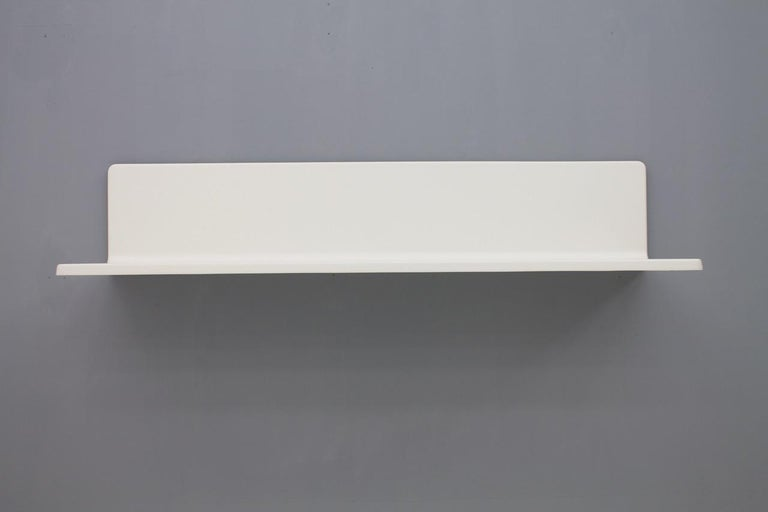 Prototype Wall Board, Shelf by Otto Zapf, Germany, 1968 In Good Condition For Sale In Frankfurt / Dreieich, DE