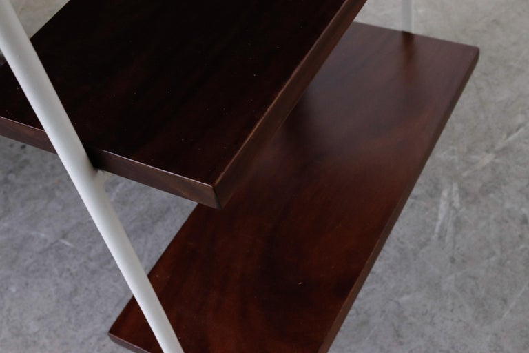 Prouve Inspired Modernist Writing Desk 9