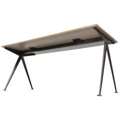 Prouve Style Industrial Dining or Work Table