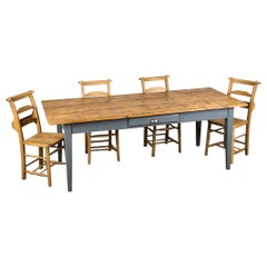 Provence Bespoke French Farmhouse Table, 20th Century