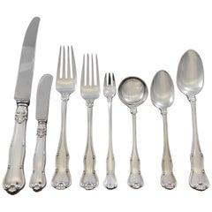 Provence by Tiffany & Co. Sterling Silver Flatware Set 8 Service 71 Pcs Dinner