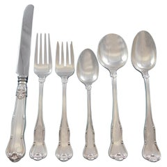 Provence by Tiffany & Co. Sterling Silver Flatware Set for 4 Service 24 Pieces