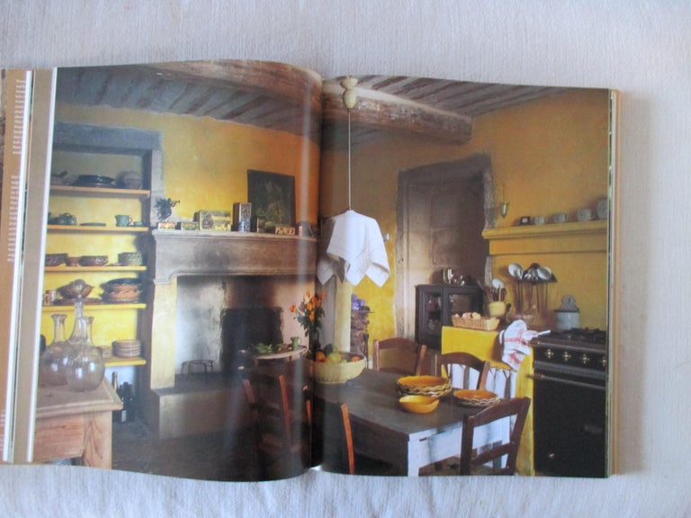 Rustic Provence Interiors Hardcover Book For Sale