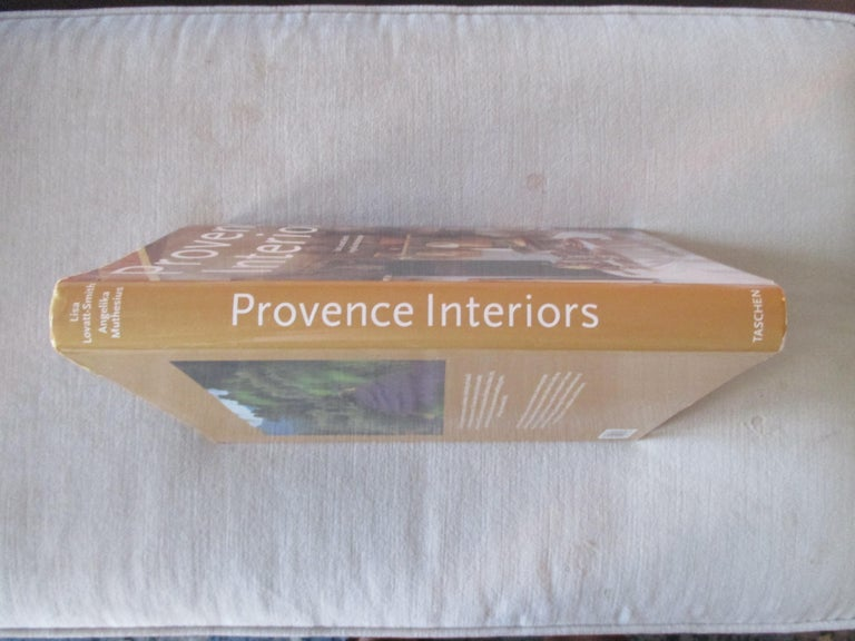 Provence Interiors Hardcover Book In Good Condition For Sale In Wilton Manors, FL