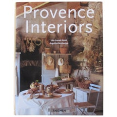 Provence Interiors Hardcover Book
