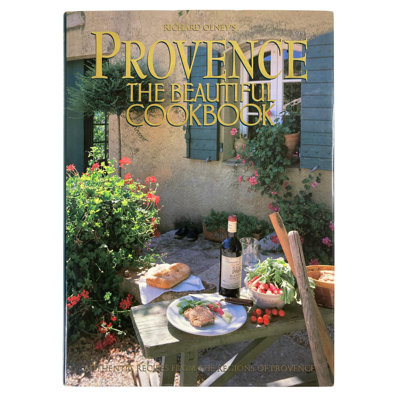 Provence the Beautiful Cookbook Richard Olney Hardcover Book