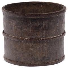 Provincial Chinese Brush Pot, circa 1850