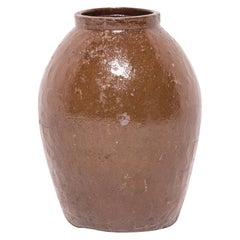 Provincial Chinese Storage Vessel