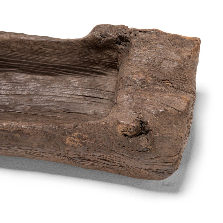 Cypress Provincial Chinese Trough For Sale