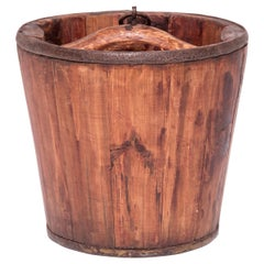 Provincial Chinese Water Bucket
