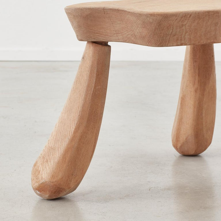 Provincial Wooden Stools/Tables France, Late 20th Century 6